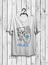 Футболка Palace (Палас), с рукой