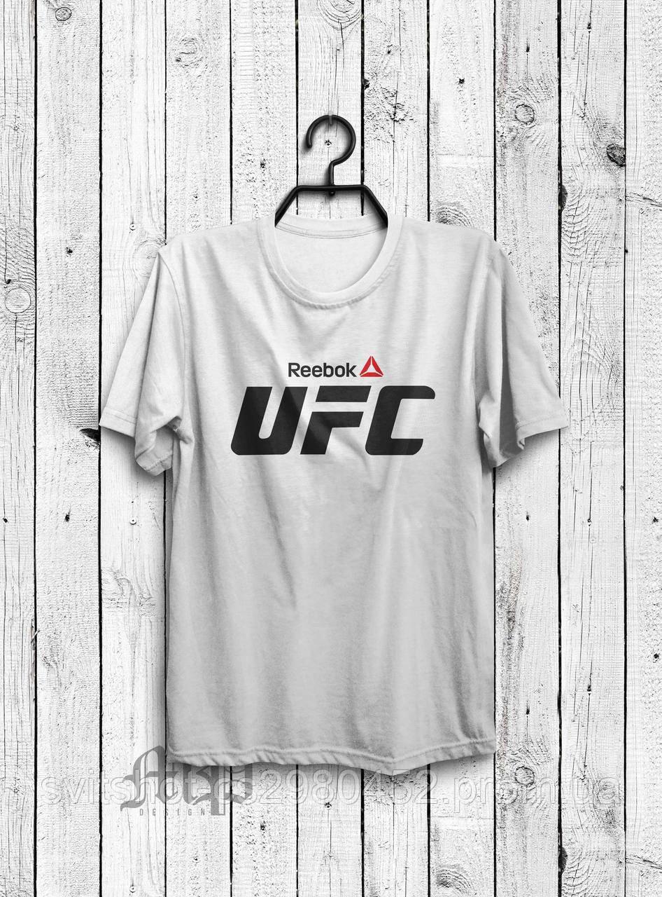 5ebcd16d Футболка Reebok UFC (Рибок УФК): продажа, цена в Украине. футболки и ...