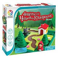 Игра СМАРТ Маленький червоний капелюшок  (Игра головоломка) SG 021 UKR