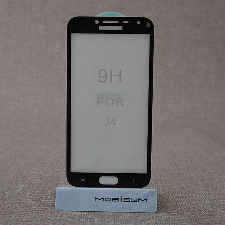 Защитное стекло Optima 5D Samsung Galaxy J400 black, фото 2