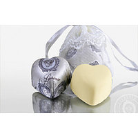Конфеты laurence chocolate Белое Сердце, Конфеты Лоуренс