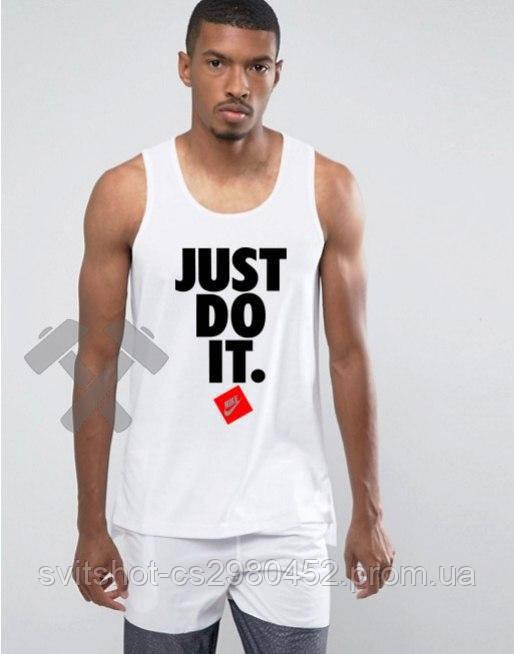 Майка Nike Just Do It (Найк Джаст Ду Ит)