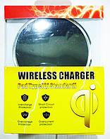 Магнитная подставка под мобильный телефон с беспроводной зарядкой