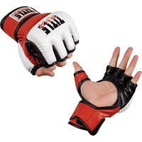 Перчатки для соревнований TITLE MMA Amateur Competition Gloves L/XL