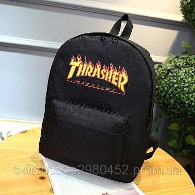 Рюкзак Thrasher, черный