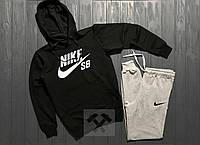 Спортивный костюм Nike (Найк), лого Nike SB