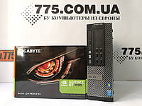 Компьютер Dell 7020, Intel Core i5-4560 3.4GHz, RAM 8ГБ, SSD 120ГБ, GeForce GT 1030 2ГБ, фото 1