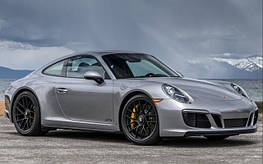 Диски и шины на Porsche 911 Carrera