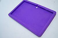 Чехлы для планшетов диагональ 7 Цветные в ассортименте Резиновые