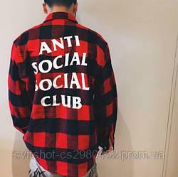 Рубашка Anti Social Social Club (Анти Сошал Сошал Клаб)