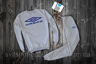 Спортивный костюм Umbro, большой логотип