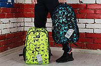 Стильные рюкзаки Nike, осколки