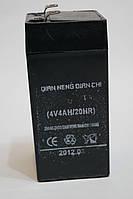 Аккумулятор  АКБ  4v4AH  20HR
