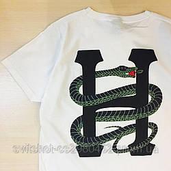 Футболка HUF, змея