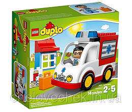 """Конструктор Lego Duplo """"Скорая помощь"""""""