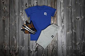 Комплект футболка + шорты Reebok, маленький логотип
