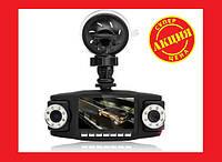 Видеорегистратор DVR V60 2 камеры + GPS