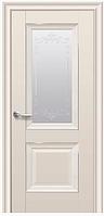 Двери Имидж СС R2 с Молдингом капучино
