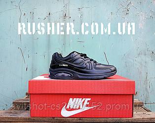 Nike air max, черные