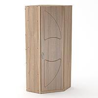 Шкаф для одежды Компанит МС-17 Дуб сонома