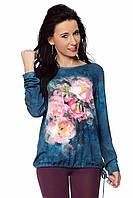 Женская блуза Kisaja Top-Bis. Коллекция осень-зима