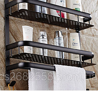 Полочка для ванной комнаты 6-073, фото 1