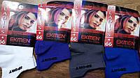 "Женские короткие носки,микрофибра""Ekmen""Турция, фото 1"