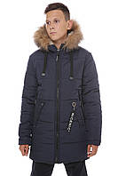"Зимняя подростковая куртка ""Канада"" р38-44, фото 1"