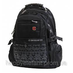 Рюкзак Swissgear 9379 ортопедический, под ноутбук, usb