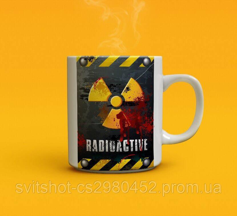 Чашка Радиация