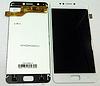 Дисплей (экран) для Asus ZenFone 4 Max 5.2 дюймов (ZC520KL) + тачскрин, белый