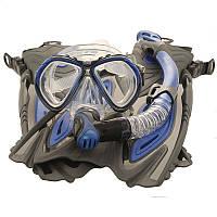 Набор маска+трубка+ласты Marlin Набор Florida
