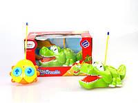 Музыкальная игрушка на р/у Крокодил (rv0073037)