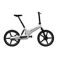 Электровелосипед складной Gocycle G3 white BASE PACK
