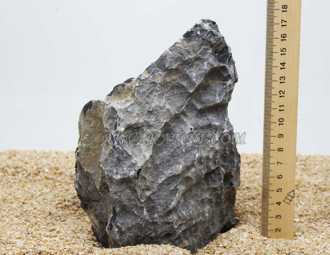 Камень Черный кварц 67 (1.5kg)