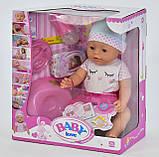 Кукла Беби Борн Пупс Baby Born BL 023 D, фото 2