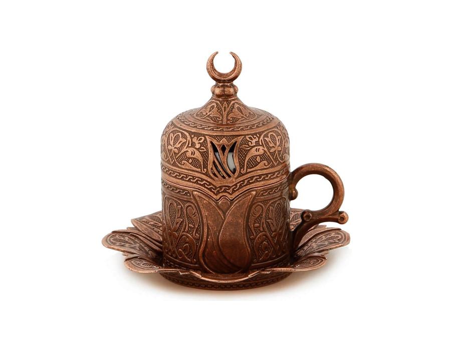 Чашка для кофе Sena Бронзовый тюльпан