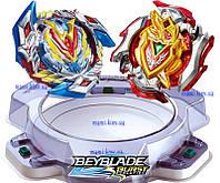Бейблейд Winning Valkyrie Beyblade и Ахиллес Beyblade Z Achilles + подарок арена Beyblade Burst Tommy Takara