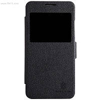 Чехол Nillkin Fresh Series Leather Case для Huawei Ascend G630 / Honor 3c (Tel.ver.) black