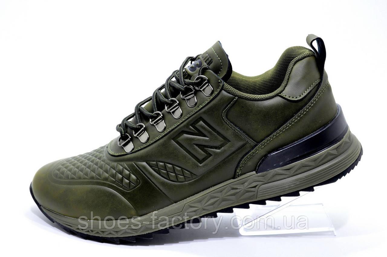 Мужские кроссовки в стиле New Balance Trailbuster all-terrain, Оливковый