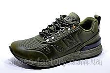 Мужские кроссовки в стиле New Balance Trailbuster all-terrain, Оливковый, фото 2