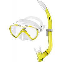 Набор маска+трубка детский Mares Set Seahorse Jr (411749)