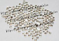 """Стразы стеклянные """"Crystal"""" (аналог swarovski) ss3 (1.3 mm)"""