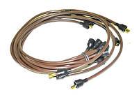 Провода зажигания высоковольтные газ-52 комплект 7 шт. / 52-3707250
