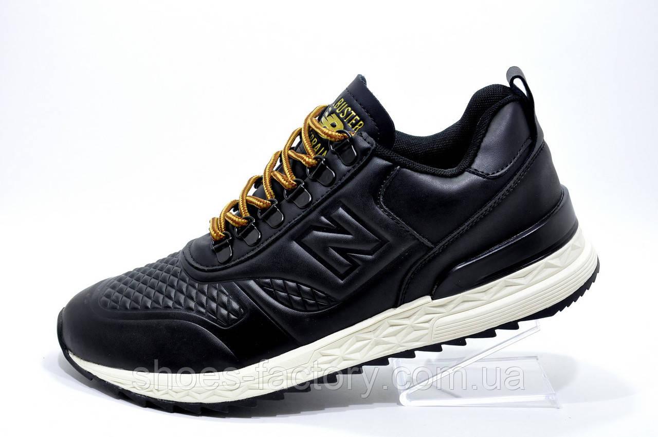 Мужские ботинки в стиле New Balance Trailbuster All-Terrain, Black\White