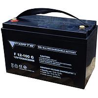 Аккумуляторная батарея Forte F12-100G