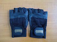 Перчатки атлетические (с узким напульсником)