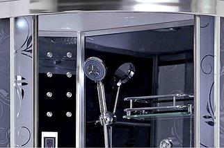 Гідромасажний бокс Badico 90х90 Assol, фото 2