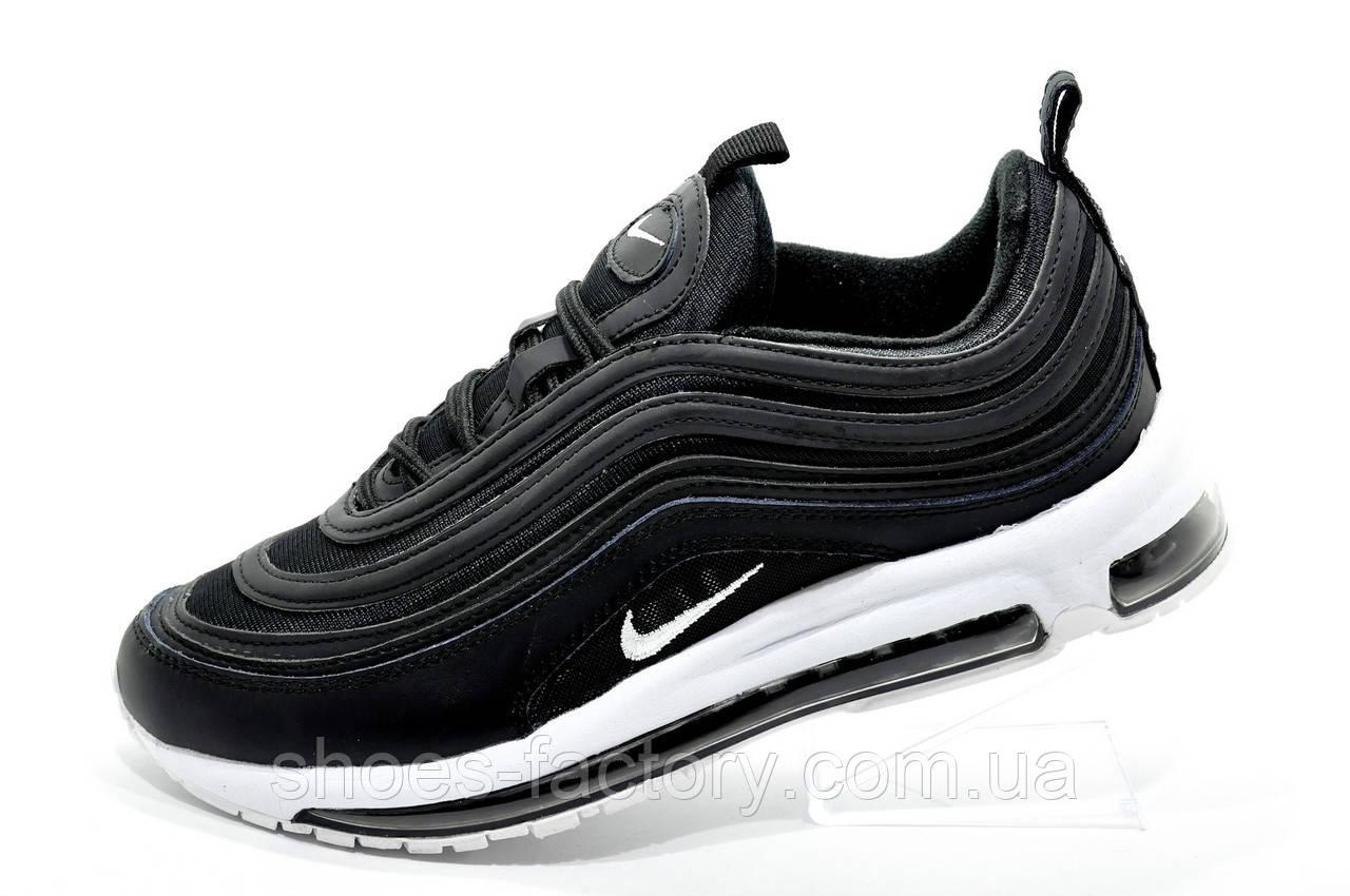 e60cd68a Кроссовки Мужские в Стиле Nike Air Max 97 OG, Black\White — в ...