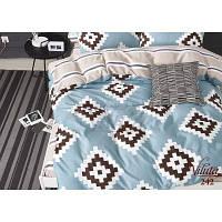 Полуторный комплект постельного белья сатин-твил 242